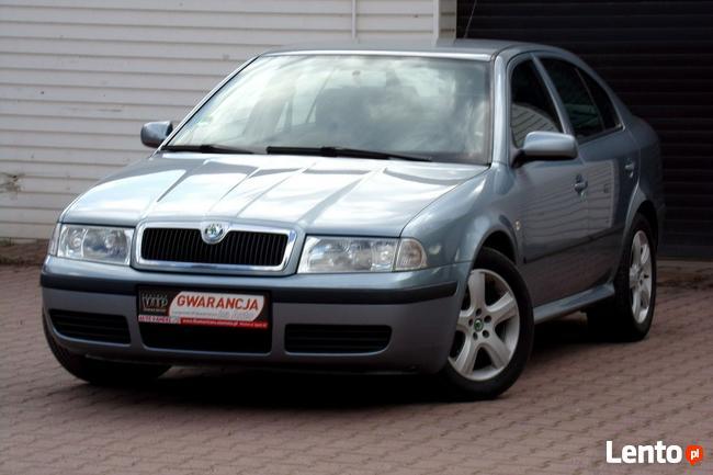 Škoda Octavia Klimatyzacja / Gwarancja / 1,6 / MPI /2006 Mikołów - zdjęcie 3