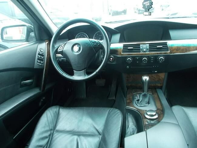 BMW 530 3,0D 231PS!!!NAVI!!AUTOMAT!!! Białystok - zdjęcie 6