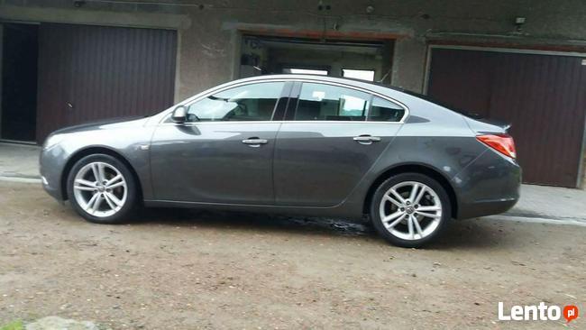 Opel Insignia 2011r Nowa Huta - zdjęcie 1