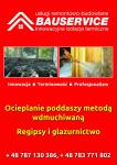 Ocieplanie poddaszy, skosów, wdmuchiwanie celulozy, izolacje termiczne Jelenia Góra - zdjęcie 1