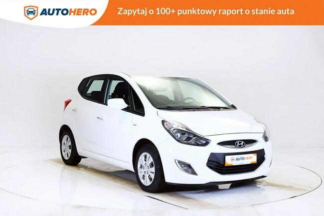 Hyundai ix20 DARMOWA DOSTAWA Klima, Multifunkcja, 1 wł. serwis. Warszawa - zdjęcie 9