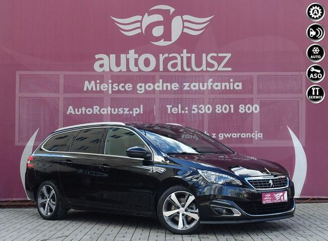 Peugeot 308 F-ra Vat 23% GT LINE Full Led Panorama Bezwypadkowy Warszawa - zdjęcie 1