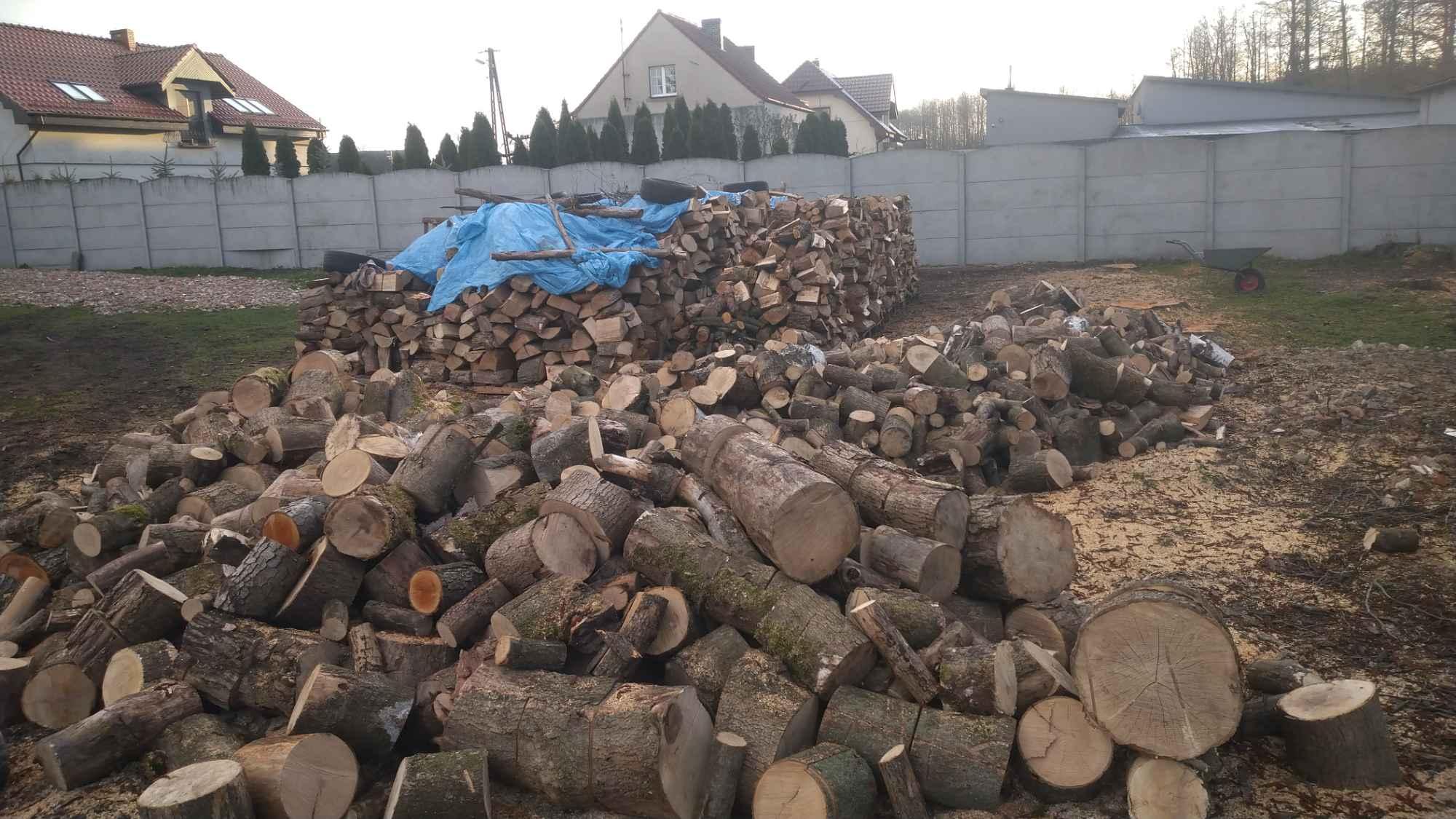 Drewno opałowe Podrzewie - zdjęcie 3
