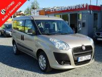Fiat Doblo Benzyna Zarejestrowany Ubezpieczony Elbląg - zdjęcie 1