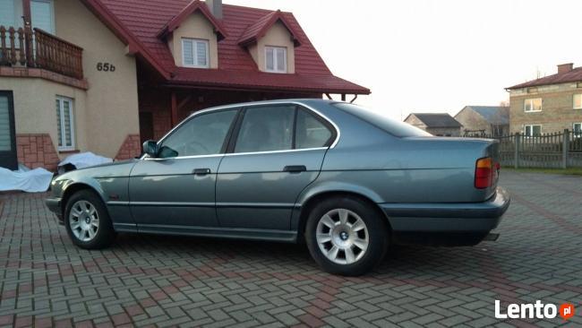 Sprzedam BMW 520i Rymanów - zdjęcie 1