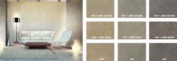 KLONDIKE LIGHT Valpaint -Tynk dekoracyjny - Efekt Rdzy Brzesko - zdjęcie 1