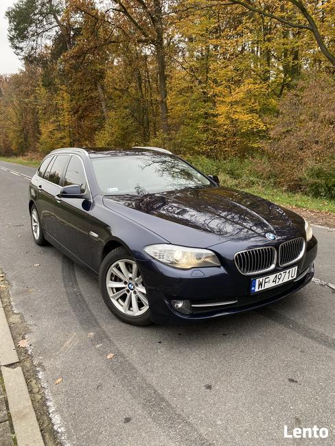 BMW serii 5 f11 2010r. Gostynin - zdjęcie 1