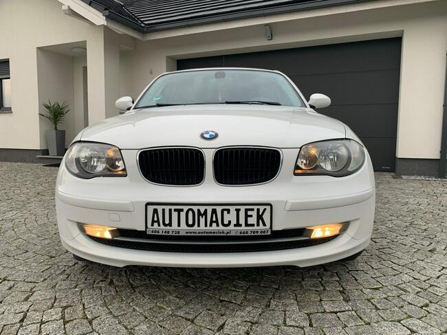BMW 116 BENZYNA, SUPER STAN, GWARANCJA! Kamienna Góra - zdjęcie 3