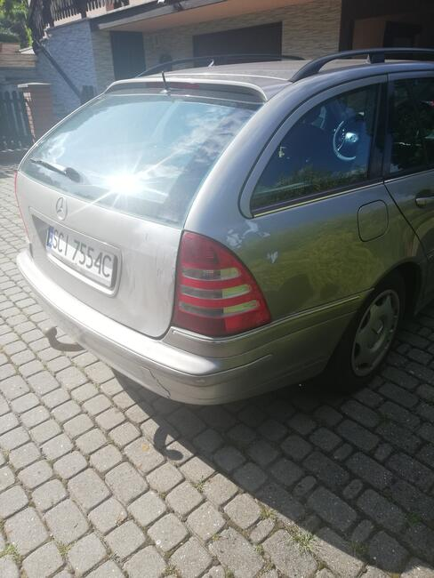 Sprzedam Mercedes c klase Avangarde. Skoczów - zdjęcie 4