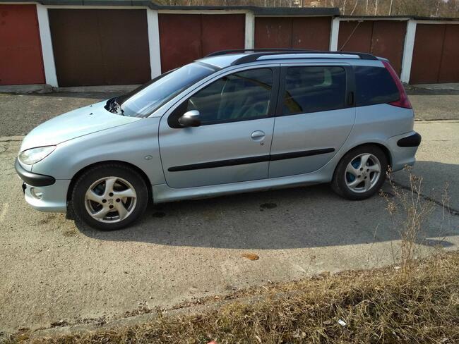 Peugeot 206SW doinwestowany bez DWUMASY Sosnowiec - zdjęcie 2