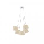 Lampa sufitowa wisząca abażur diament POP! Częstochowa - zdjęcie 3