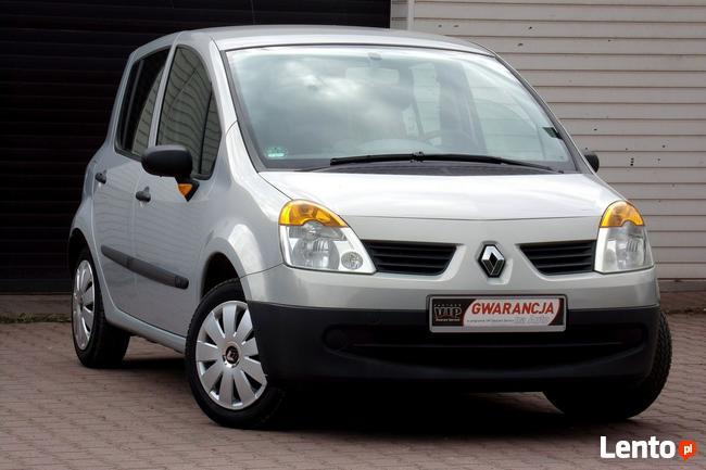 Renault Modus Klima / I właściciel / 1,2 / 75KM / 2006/56000km Mikołów - zdjęcie 2