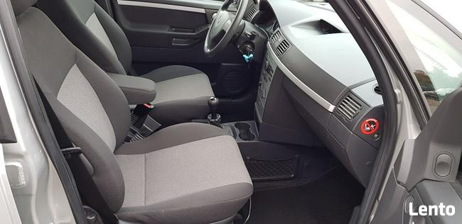 Opel Meriva Klima ! Niski przebieg Chełmno - zdjęcie 6
