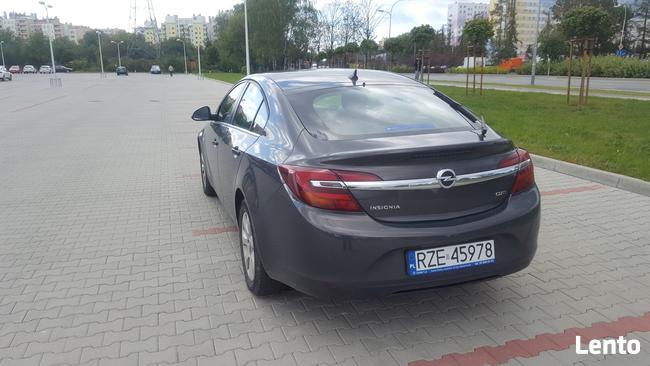 Opel Insignia, Krajowy, Faktura VAT, Automat Malawa - zdjęcie 3