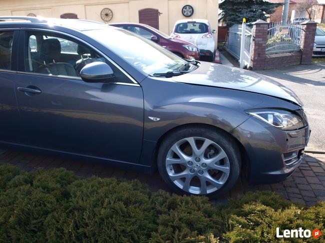Mazda 6 Kombi 2.0 TDi Exklusive pełne wyposażenie 2009r Kalisz - zdjęcie 4