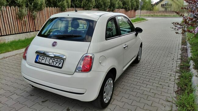 Fiat 500 Salon Automat Panorama Benzyna Błonie - zdjęcie 6