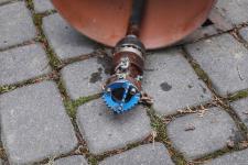 przepychanie rur, Wuko Pogotowie kanalizacyjne monitoring kamerą tv Wołomin - zdjęcie 3