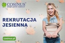 Rekrutacja do szkół Cosinus Kraków wydłużona! Nowa Huta - zdjęcie 1