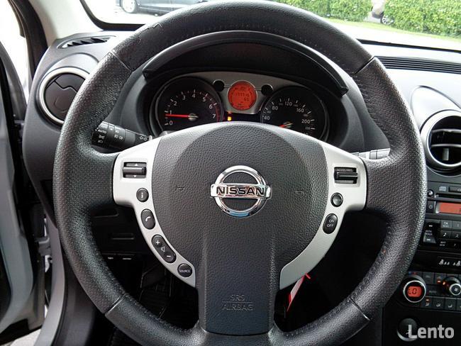 Nissan Qashqai serwis ASO, bezwypadkowy, panorama dach Rydułtowy - zdjęcie 8