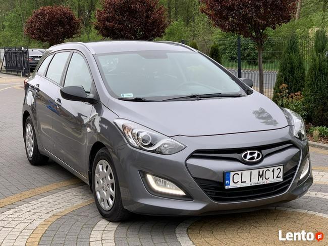Hyundai i30 1.4 CRDi - Salon PL Serwisowany w ASO Skępe - zdjęcie 5