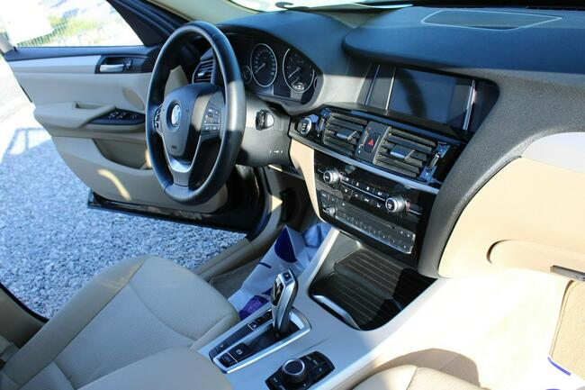 BMW X3 Salon,x-drive,automat,gwarancja,f-vat Warszawa - zdjęcie 9