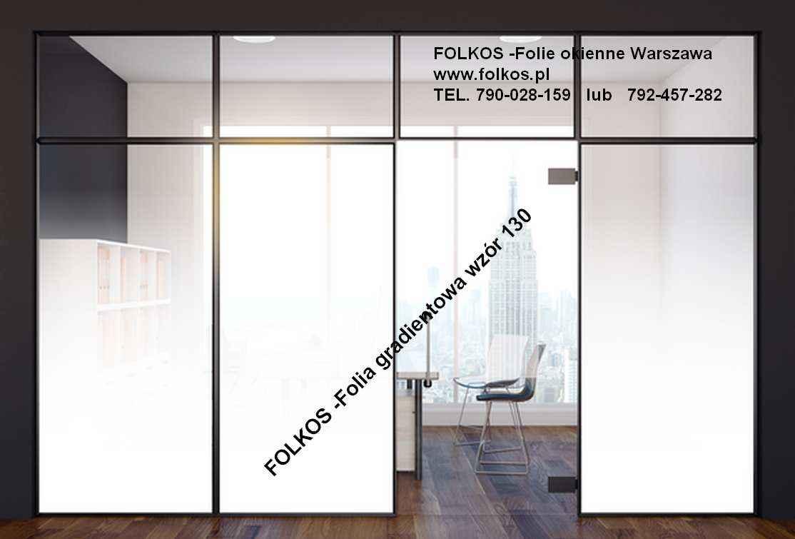 Folie okienne Wyszków -Oklejanie szyb folie do dekoracji szyb Folkos Wyszków - zdjęcie 8