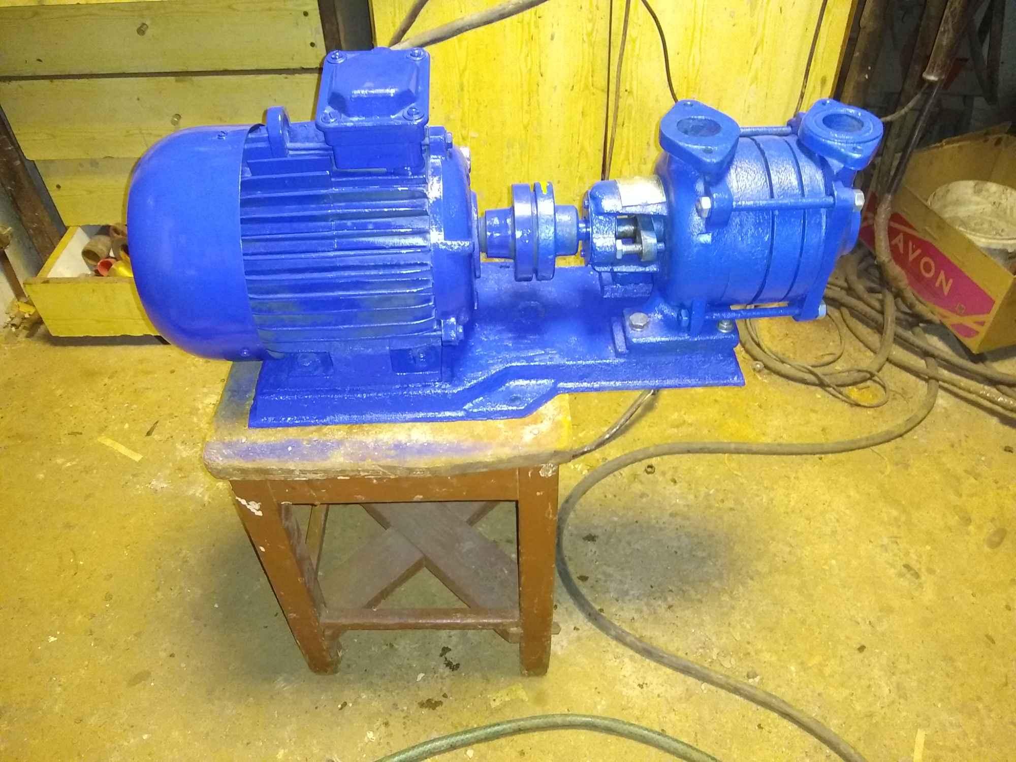Pompa hydroforowa Brzozów - zdjęcie 4