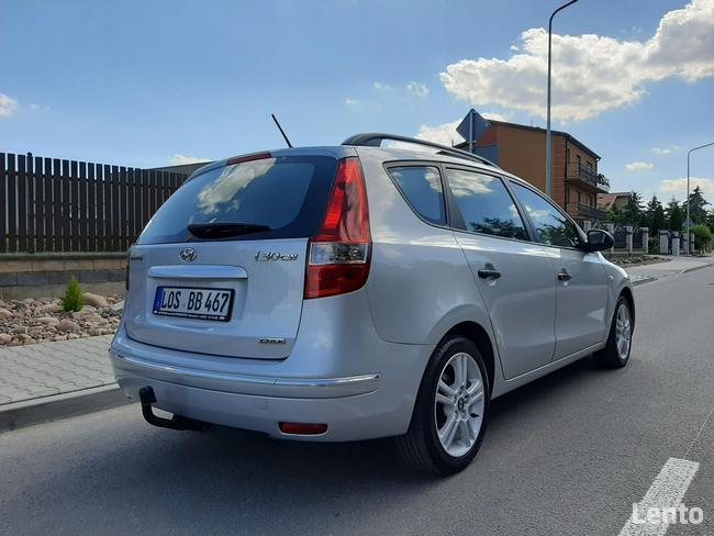 Hyundai i30 1.6CRDI Klima Alu Serwis Piekny z Niemiec Radom - zdjęcie 4