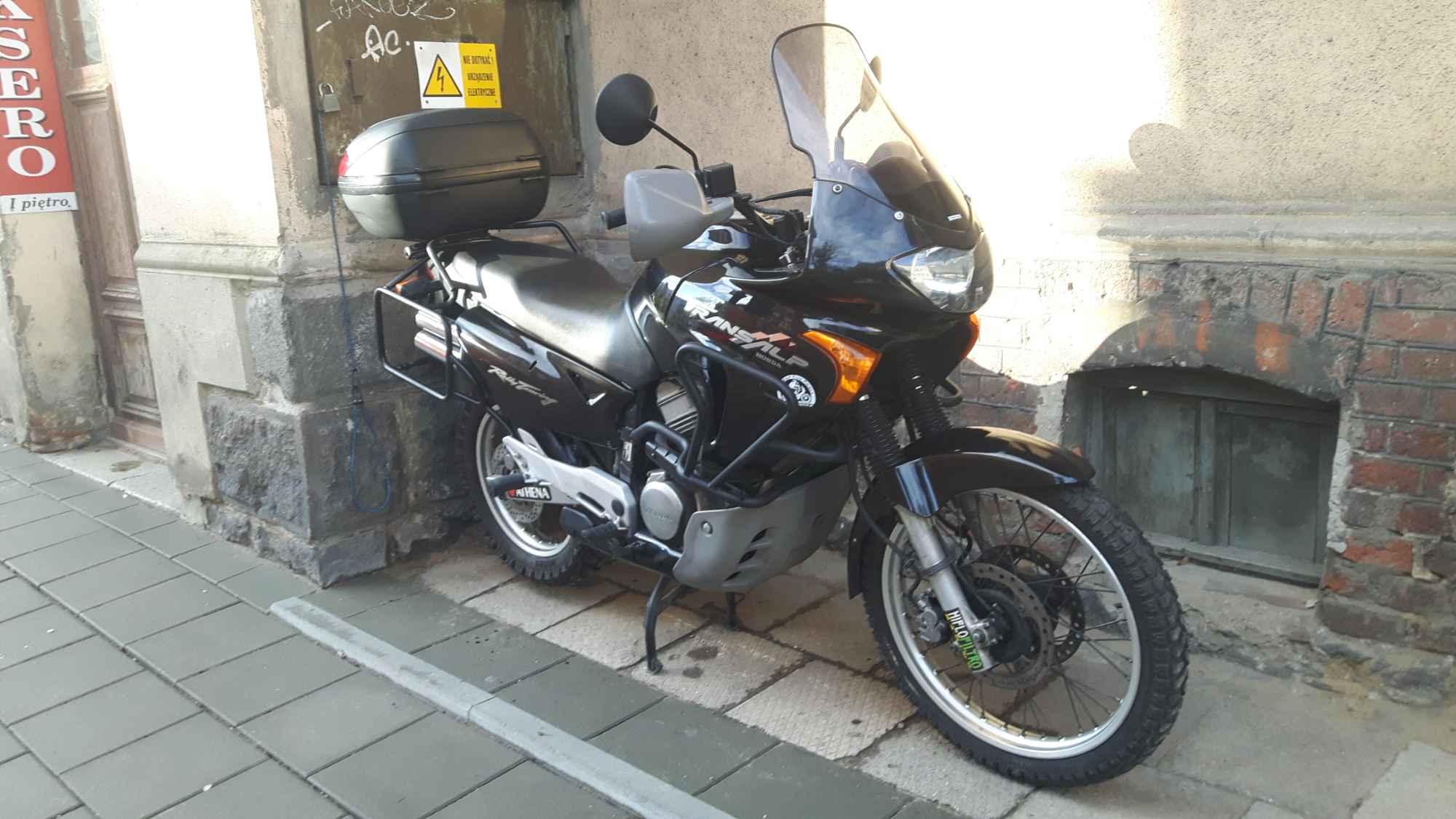 Sprzedam Honde XL650V Transalp Olsztyn - zdjęcie 4