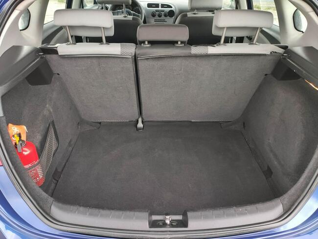 Seat Leon 1,6 benzyna zadbany Włocławek - zdjęcie 12