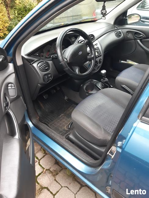 Sprzedam Ford Focus 1.8 TDDI, 2001r. Łomża - zdjęcie 10