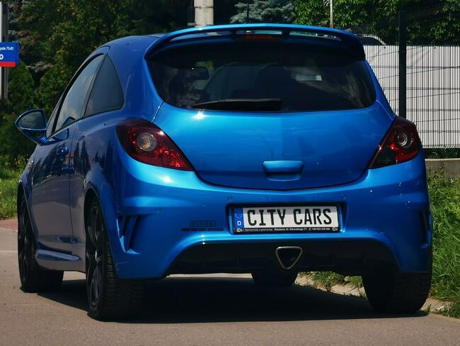 Opel Corsa OPC 1.6 TB 192 KM Jedyne 103 tys. km z Niemiec Rzeszów - zdjęcie 4