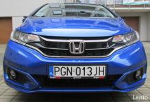Honda Jazz Elegance 1,3 i-VTEC automat CVT niebieski metalik Gniezno - zdjęcie 2