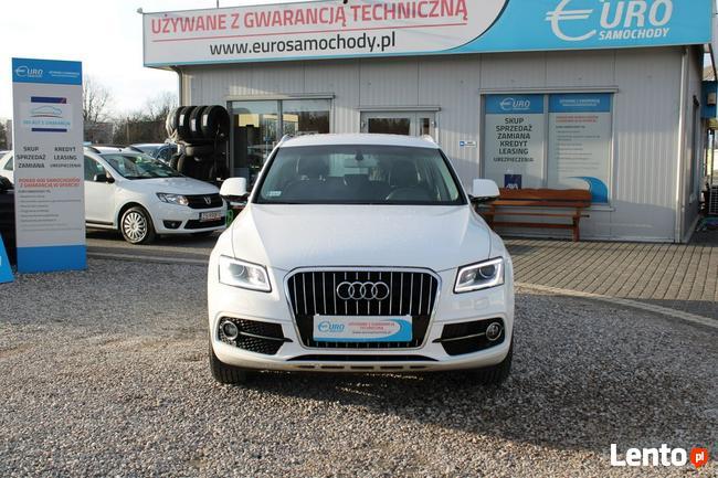 Audi Q5 F-Vat,Gwarancja,Sal.PL,Navi,Skóra Warszawa - zdjęcie 2