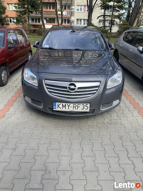 Opel Insignia 2011r Nowa Huta - zdjęcie 3
