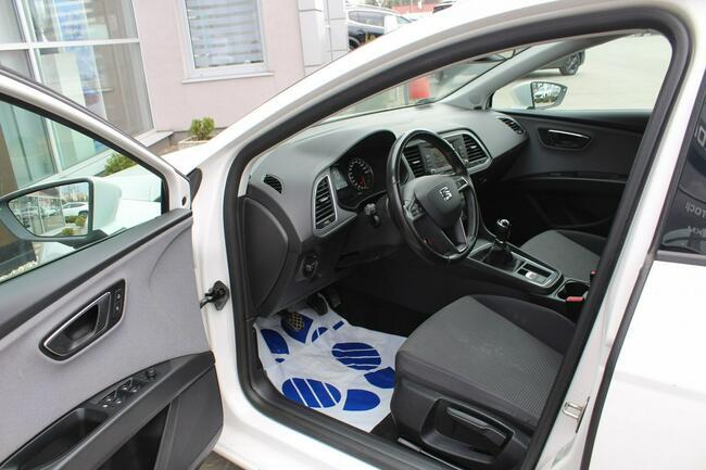 Seat Leon 1.2 TSI 110KM ST Copa Salon PL 1 wł. Serwis Gwarancja FV23% Łódź - zdjęcie 6