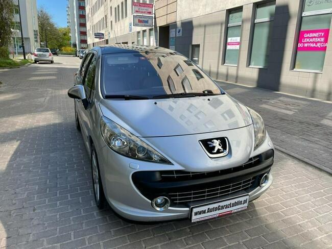 Peugeot 207 SW GTI 1.6T Manual Klima Skóra PDC Lublin - zdjęcie 10