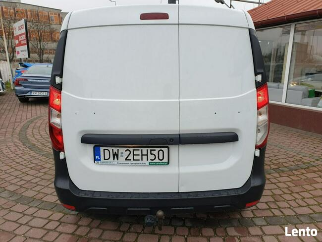 Dacia Dokker Van 1.6 SCe 102KM Comfort LPG Salon PL Piaseczno - zdjęcie 6
