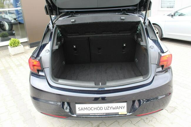 Opel Astra 1.4 Turbo 150KM Dynamic 1 wł. Salon PL FV23% Łódź - zdjęcie 8