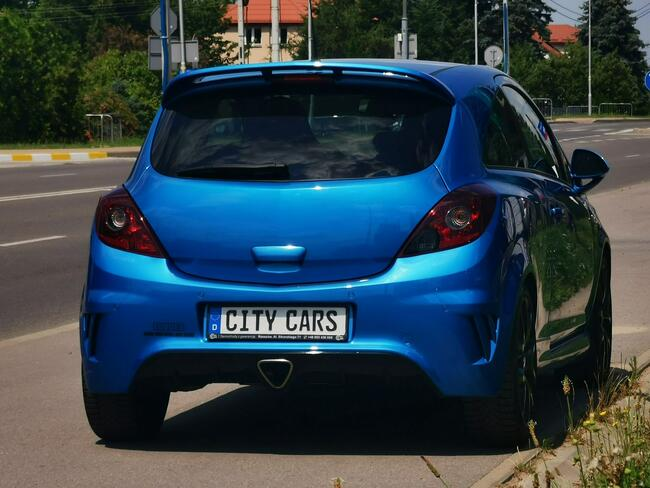 Opel Corsa OPC 1.6 TB 192 KM Jedyne 103 tys. km z Niemiec Rzeszów - zdjęcie 3