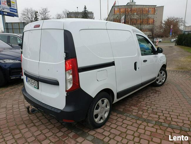 Dacia Dokker Van 1.6 SCe 102KM Comfort LPG Salon PL Piaseczno - zdjęcie 5