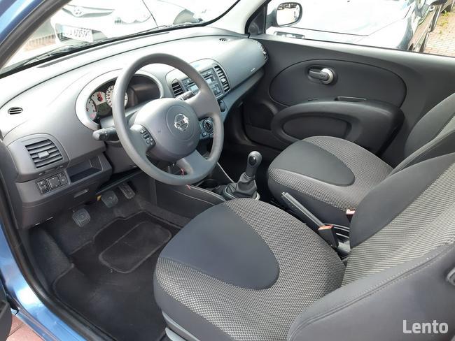 Nissan Micra Klima. Tempomat. 2 kmpl. kół. Śliczna. Zadbana. Lublin - zdjęcie 7