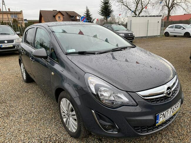 Opel Corsa Zarejestrowany, klima, gaz LPG! Zbąszyń - zdjęcie 4
