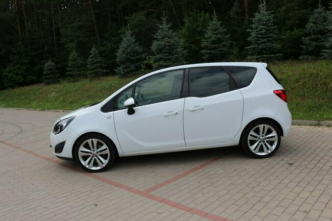 Opel Meriva • Gwarancja w cenie auta Olsztyn - zdjęcie 4