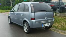 Opel Meriva 1.6 B 105 KM 157 tys. km Klimatyzacja z Niemiec Rzeszów - zdjęcie 6