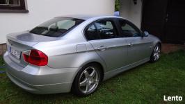 2005 BMW e90 325i 218 koni, N52, 6 biegow, skora, xenon Sanok - zdjęcie 8