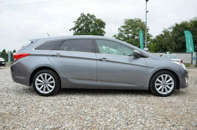 Hyundai i40 Opłacony 1.7CRDI 136KM Serwis Kamera Navi Led Gwara Kutno - zdjęcie 5