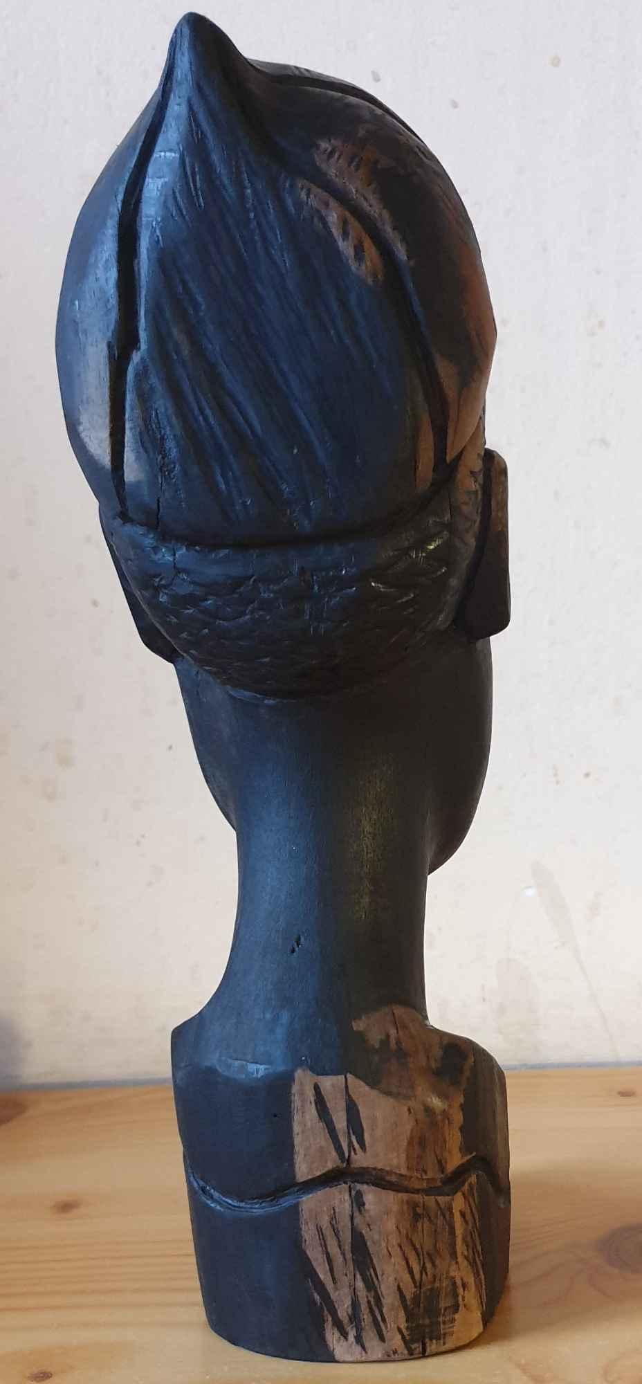 Rzeźba z hebanu Śródmieście - zdjęcie 6