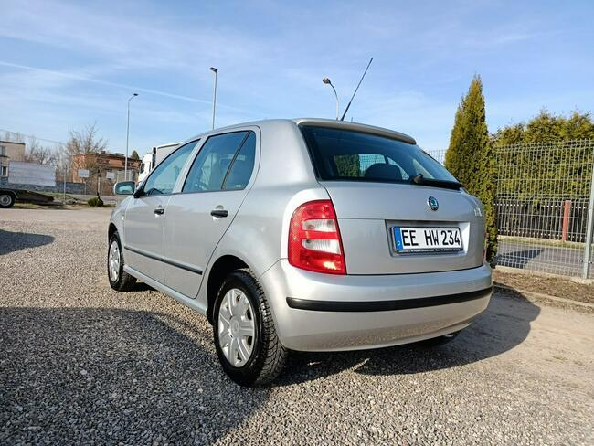 Škoda Fabia 1.4 Klima Comfort Serwis Piekna z Niemiec Radom - zdjęcie 7