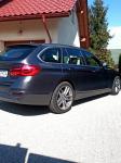 BMW F31 320d 190km/140kWh Auto/HUD/LED/Czytania znaków/NaviP Rzeszów - zdjęcie 2